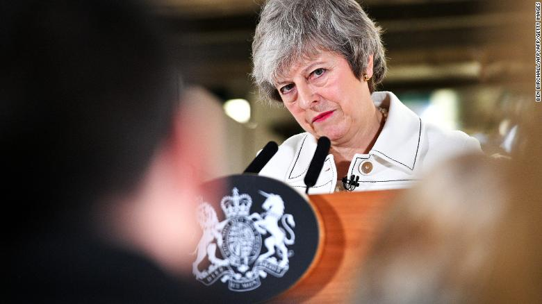 """Brexit: MPs in plot to take back control (Amid the UK's political crisis, lawmakers plan to block PM May's Withdrawal Bill -- and a """"no-deal"""" Brexit)"""