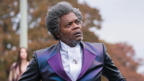 Samuel L. Jackson in 'Glass'