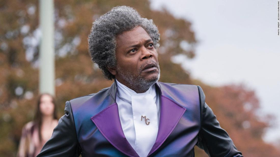 'Glass' half full: 'Unbreakable' sequel yields split decision