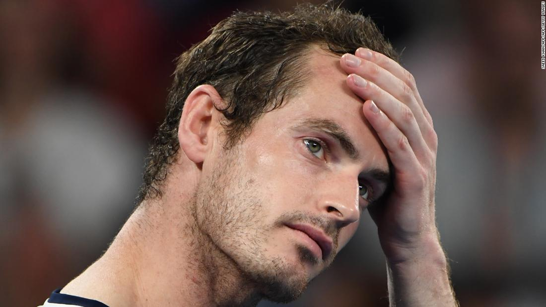 Murray pulls out of Marseille event as he mulls surgery
