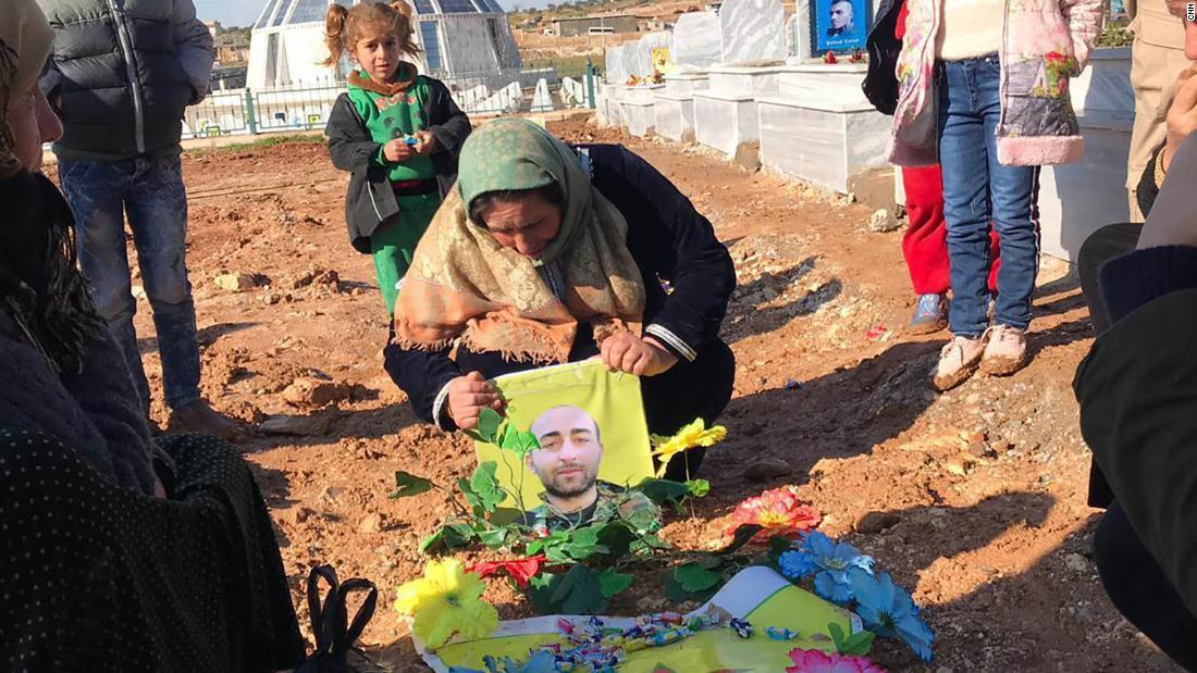 Syrian Kurds contemplate war without US allies