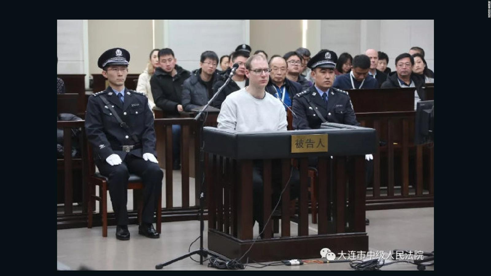Schellenberg death sentence: China executes foreigners all