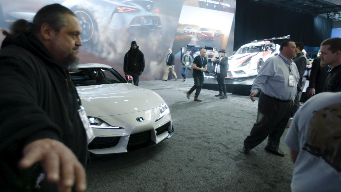 Toyota brings back the fast and sporty Supra