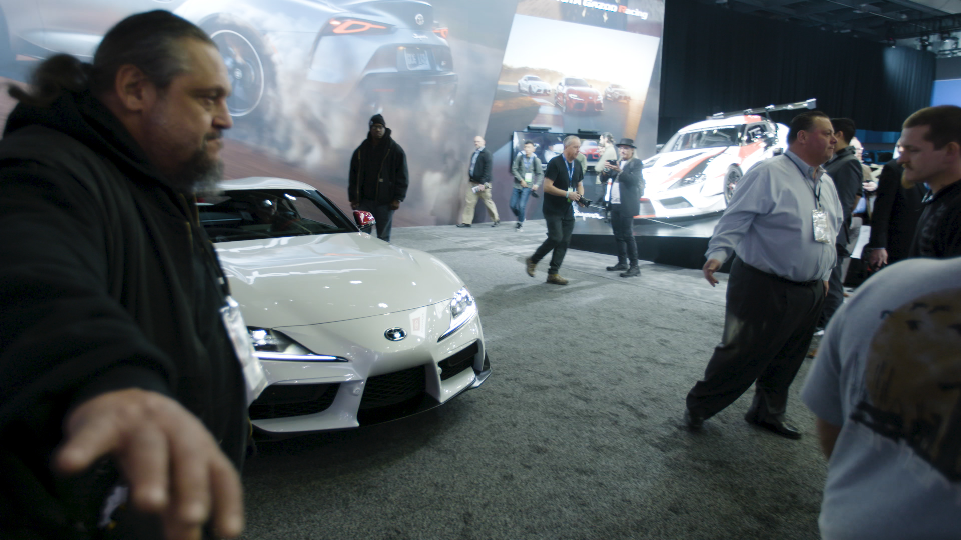 The Long Awaited Toyota Supra Is Here Cnn Video
