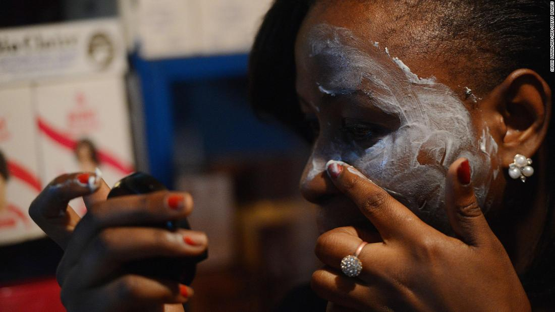Banning skin bleaching products won't work as long as fair skin is linked with beauty and success