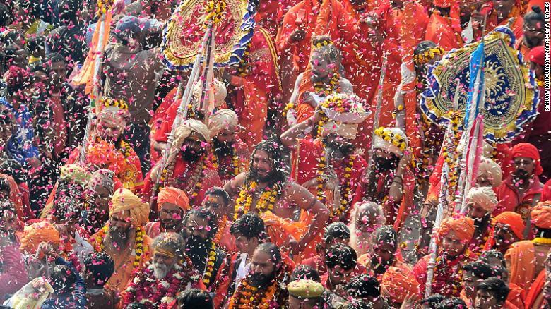 Kumbh Mela: World's largest gathering of humanity kicks off in India
