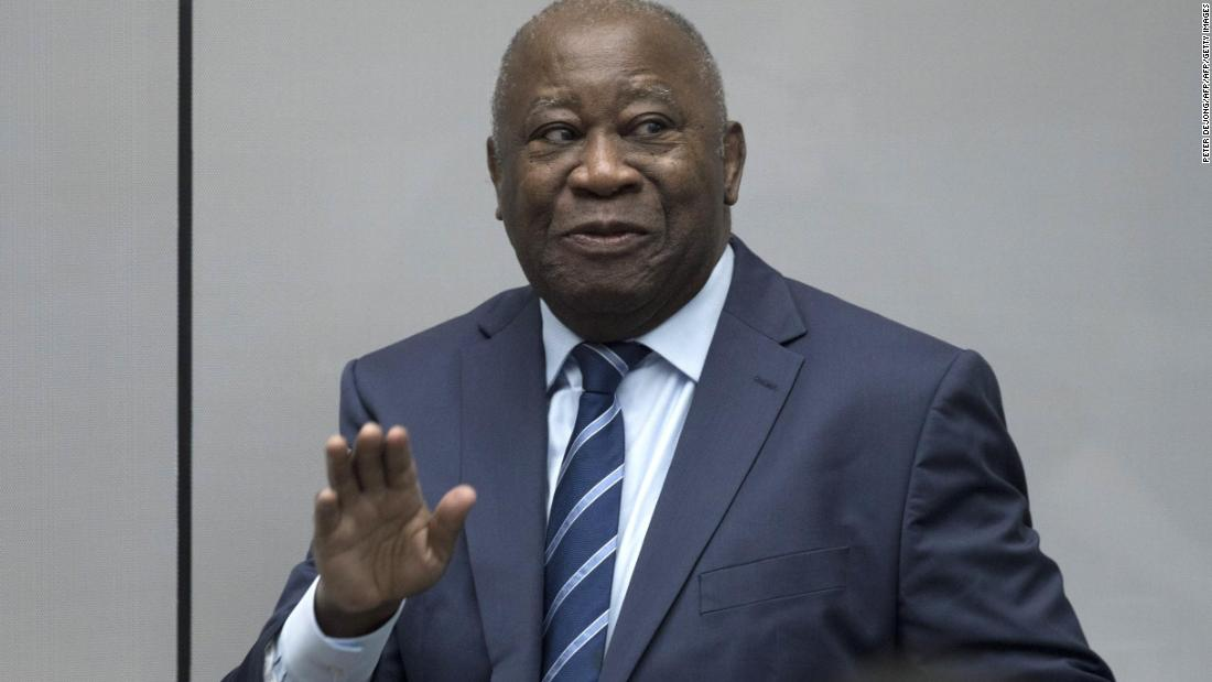 ICC acquits former Ivory Coast President of crimes against humanity