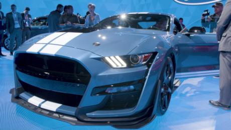 Fords New Gt Is Its Most Powerful Car Ever