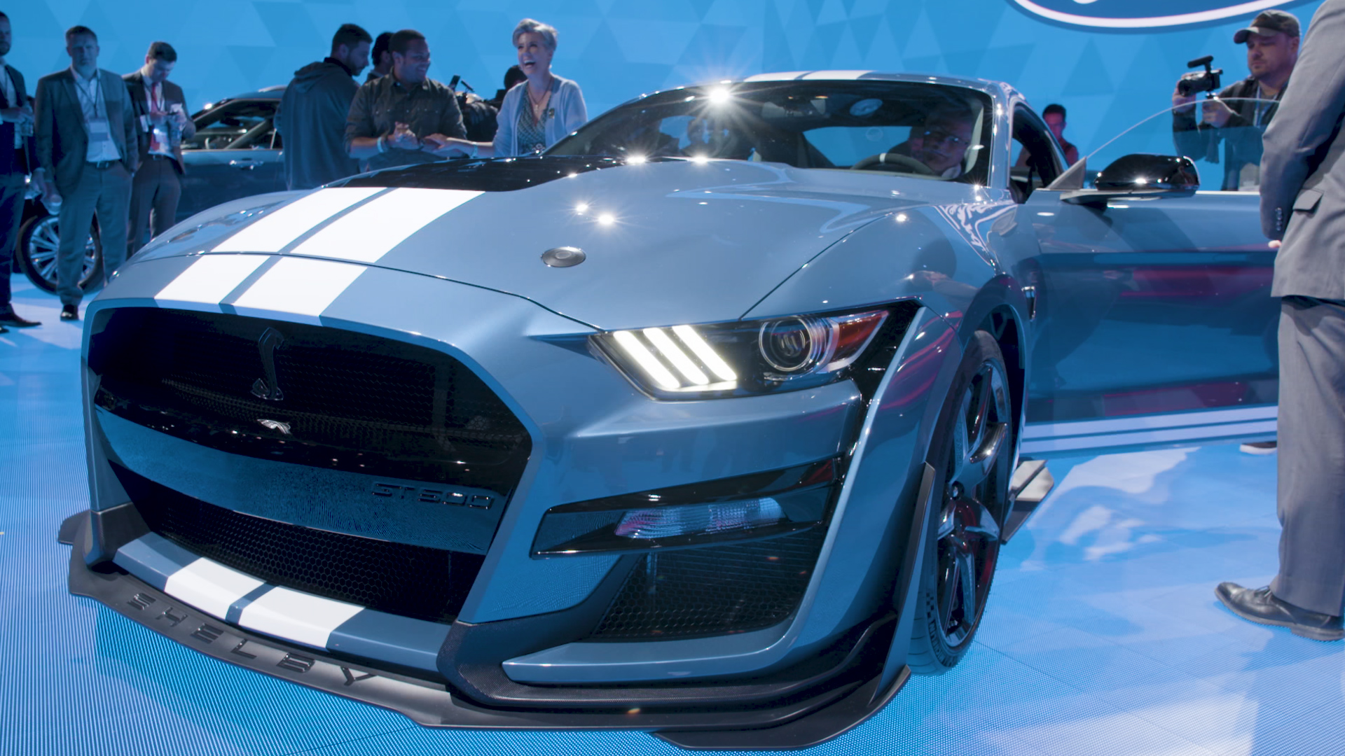 Fords new gt500 is its most powerful car ever