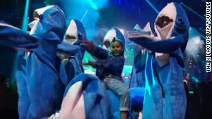 Baby Shark' song: What's behind the nursery rhyme's