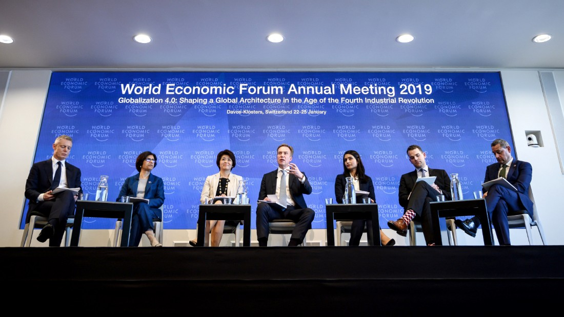 Ahead of Davos, CEOs need a grip on reality