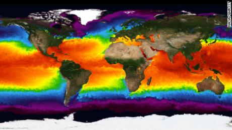 2018 was the hottest year ever recorded for the planet's oceans