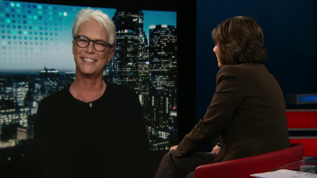 Jamie Lee Curtis on ageism, sexism and nuclear war
