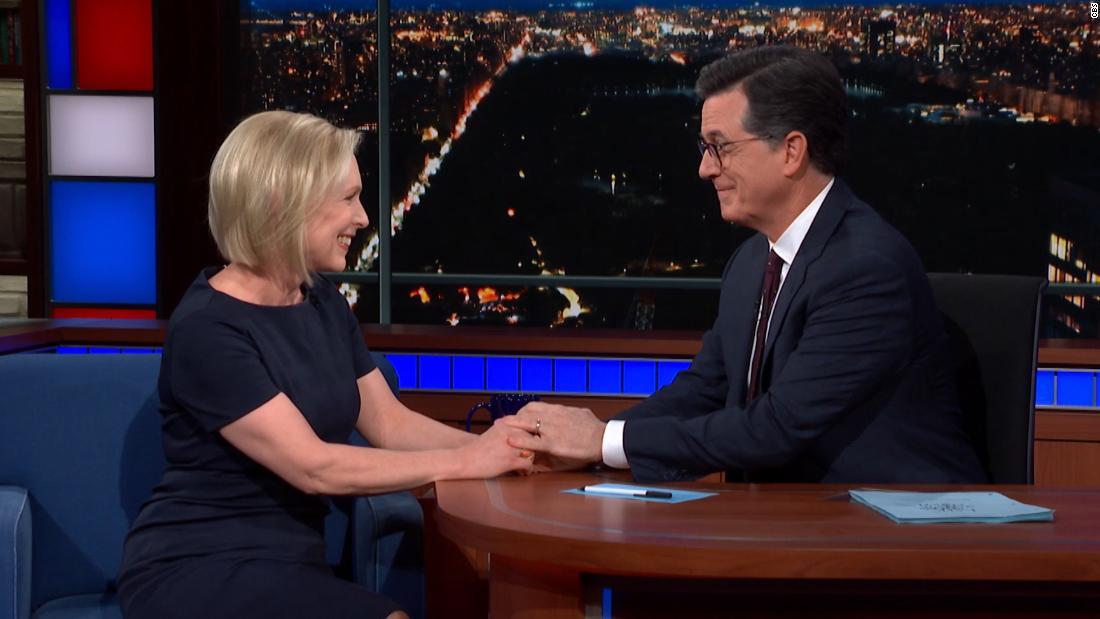 Kirsten Gillibrand enters 2020 presidential race