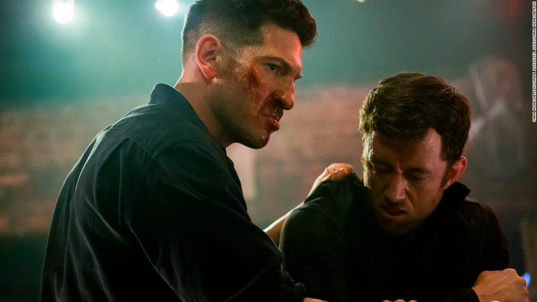 'The Punisher' continues 30-year trail of screen carnage