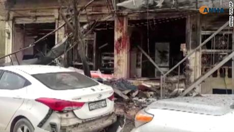 4 Americans killed in Syria attack. ISIS claims responsibility