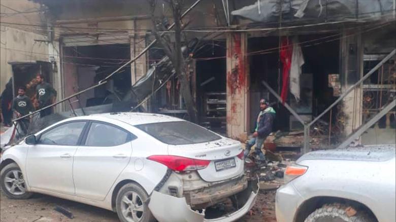US service members killed in Syrian blast