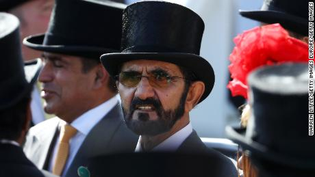 Godolphin owner Sheikh Mohammed has held a life-long passion for horses.