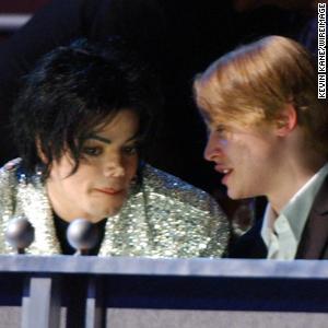 Macaulay Culkin explains his friendship with Michael Jackson