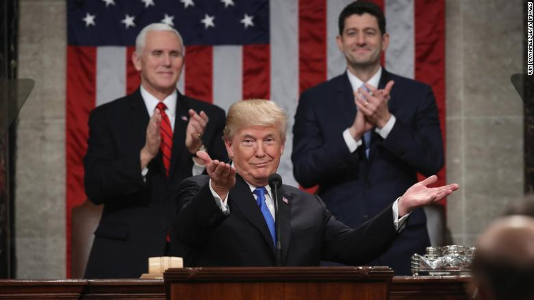 Image result for trump state of the union