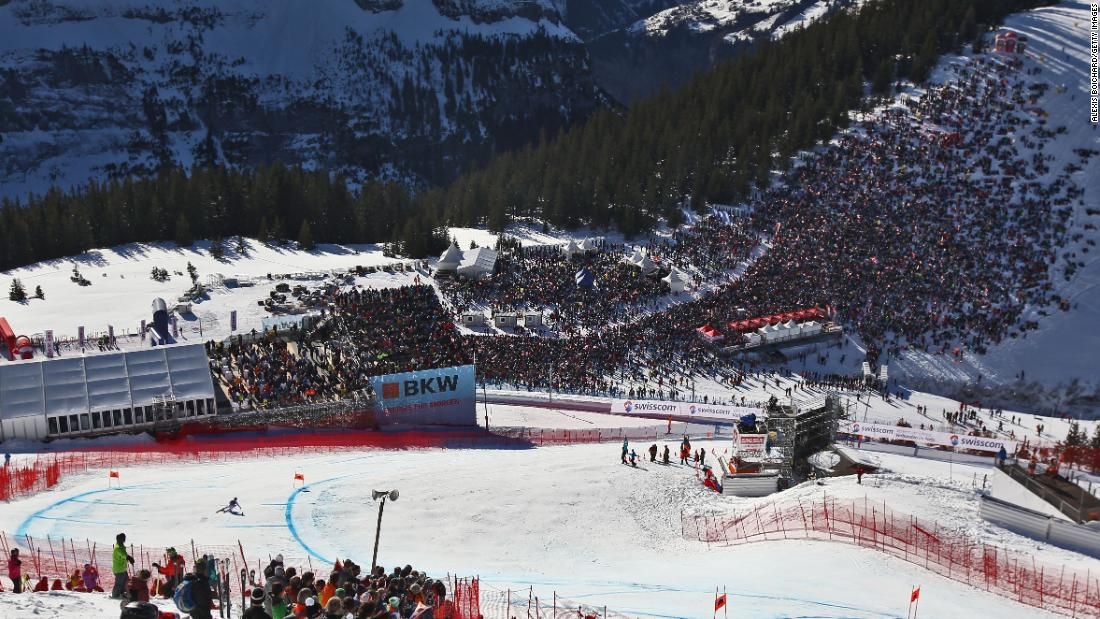 Along with skiing's blue riband Kitzbuhel downhill the following week, Wengen is one title all racers want on their resume.