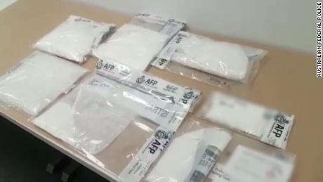 Australian police bust flight attendants for drug smuggling