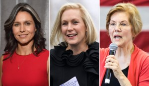 Sen. Gillibrand joins increasingly crowded 2020 Democratic field