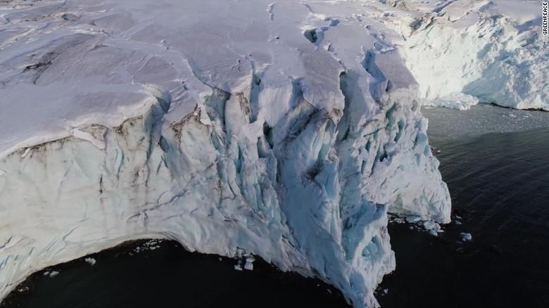 Melting Antarctic ice could drown the Brooklyn Bridge