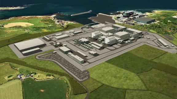 The Wylfa facility would have provided about 6% of Britain