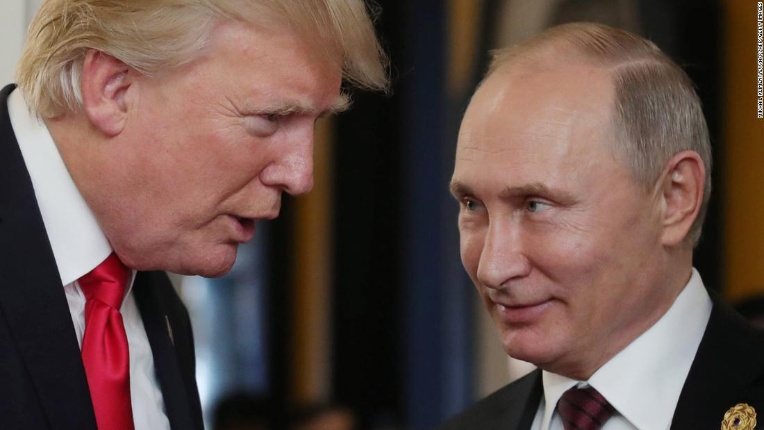 Reporter says Trump called him after Putin meeting to side with Russia's explanation for 2016 DNC hacks