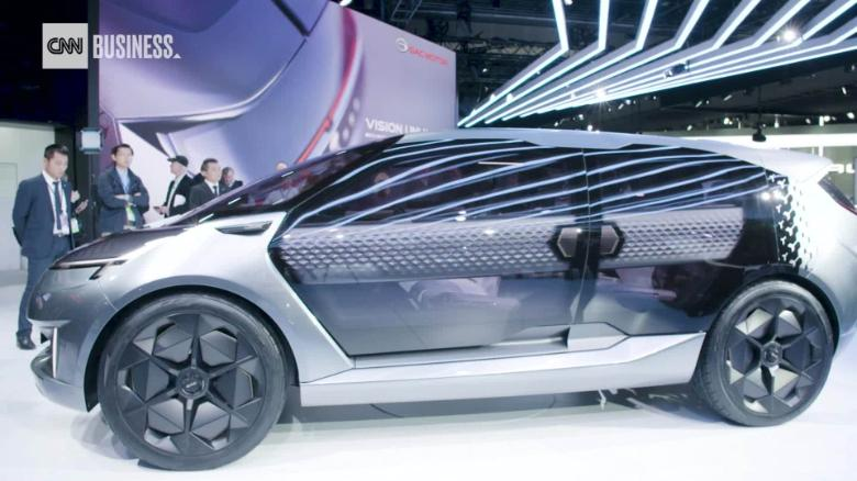 Electric Concept Cars Infiniti Nissan Gac Detroit Motor Show Orig 00002410