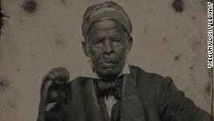 Omar ibn Said, circa 1850.