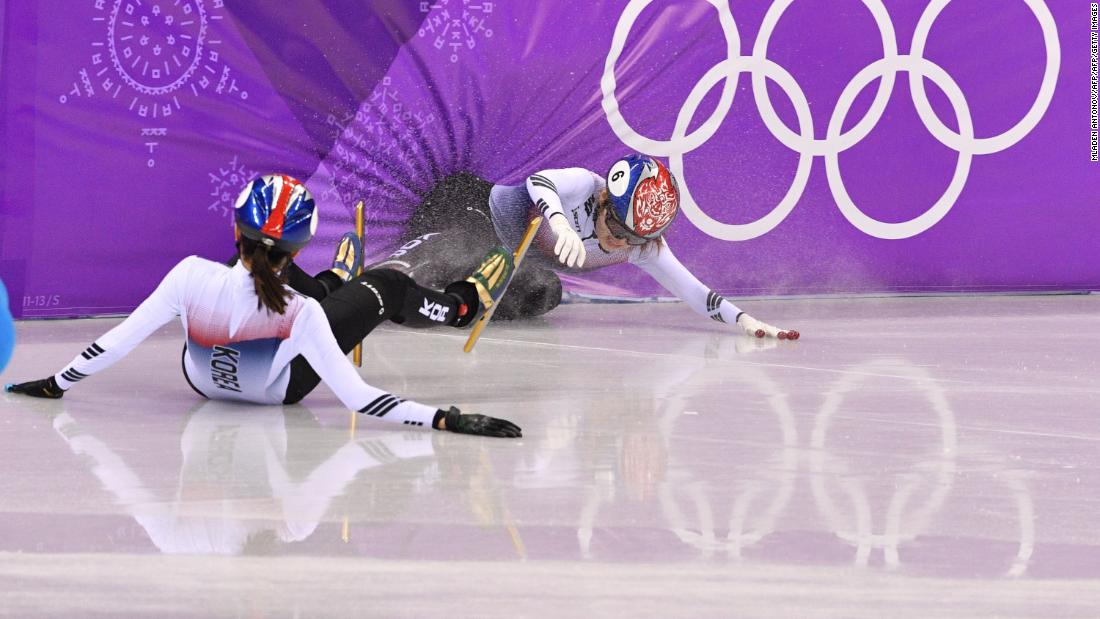 The female athletes speaking out about South Korean skating's culture of abuse