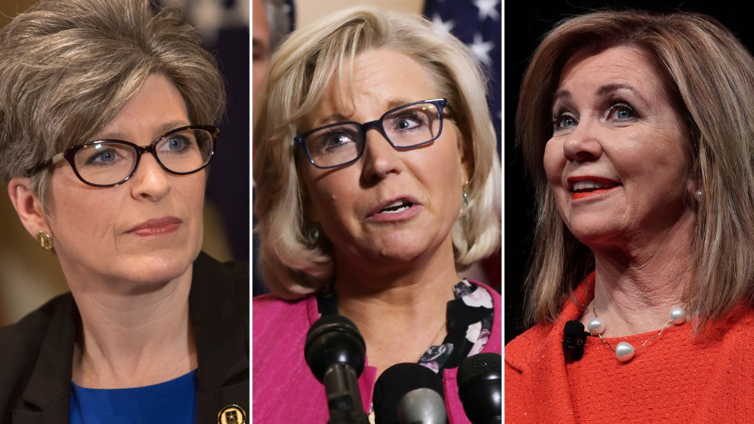 Republican Women Face Setbacks And Make Some Gains In The New