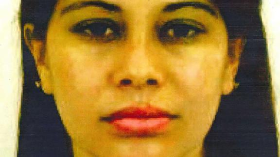 "Lucero Sanchez, former girlfriend and associate of Joaquin ""El Chapo"" Guzman"