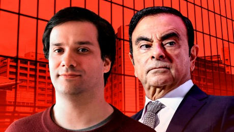 The case of Carlos Ghosn sets Japan's hostage-taking system hostage-taking. Under Attention