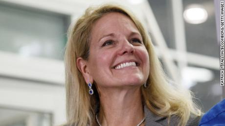 Gwynne Shotwell is the President and Chief Operating Officer of SpaceX.