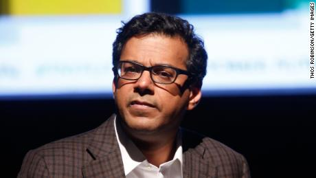 Atul Gawande attends The 2016 New Yorker Festival in New York. He is a staff writer for the magazine.