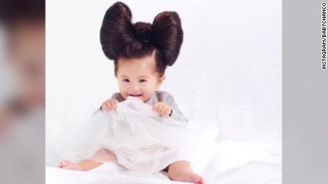 Meet The Adorable New Face Of Pantene Japan Cnn Video