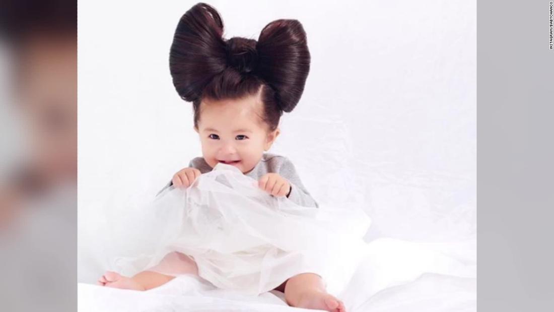 Meet the adorable new face of Pantene Japan