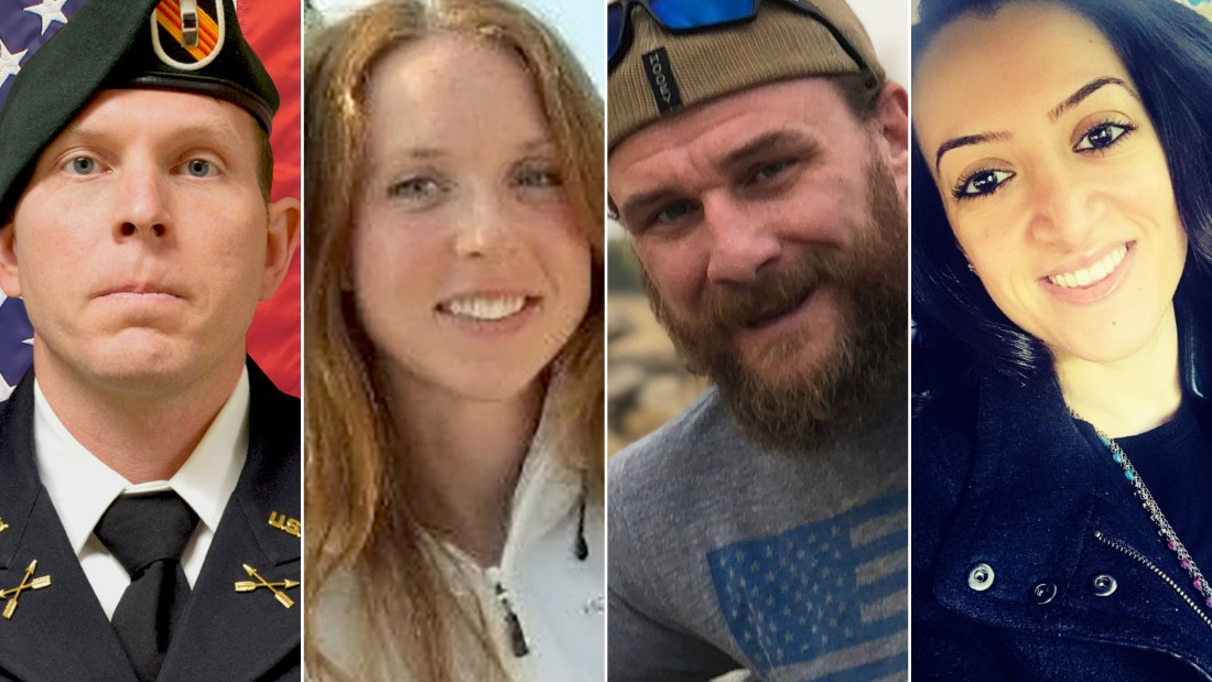 4 Americans killed in Syria had skills needed for highly-sensitive intelligence gathering, officials say