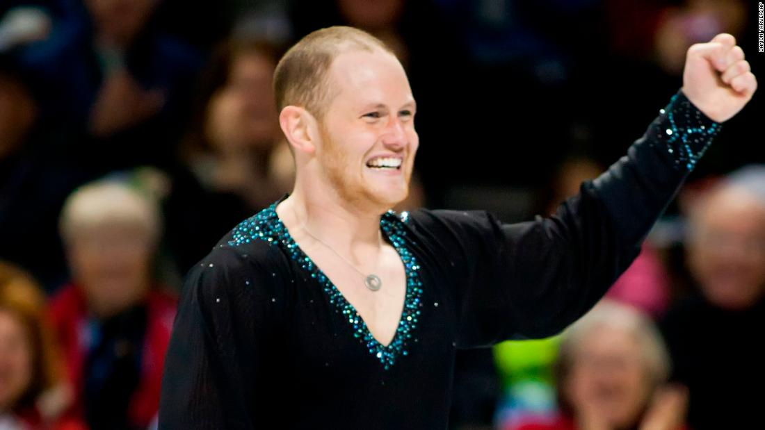 Champion US figure skater dies after being suspended