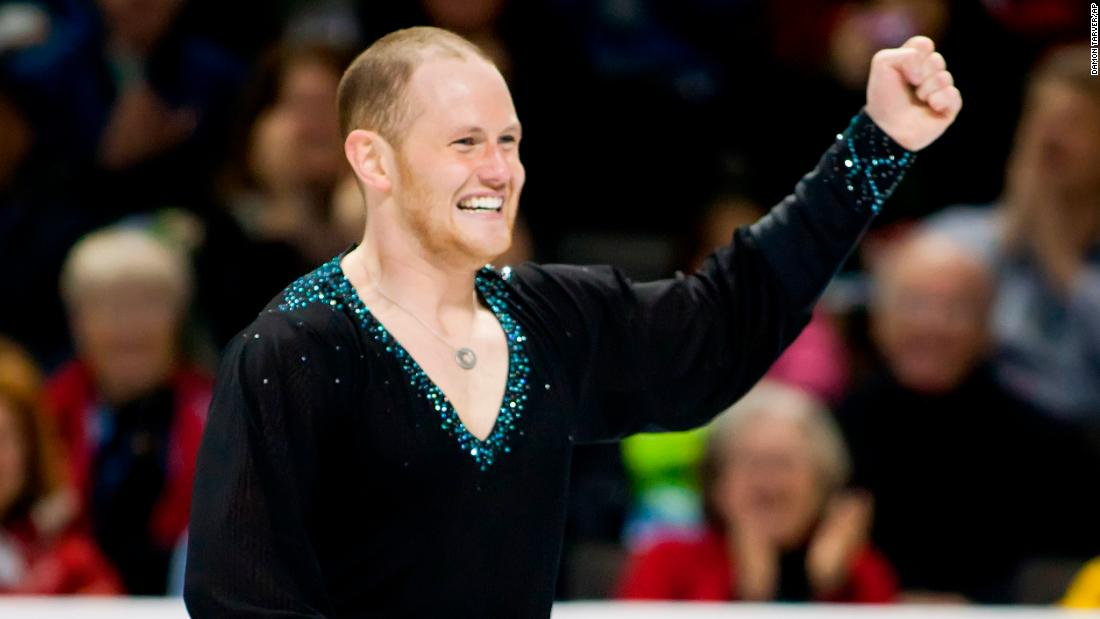 Champion US figure skater John Coughlin dies - CNN Video