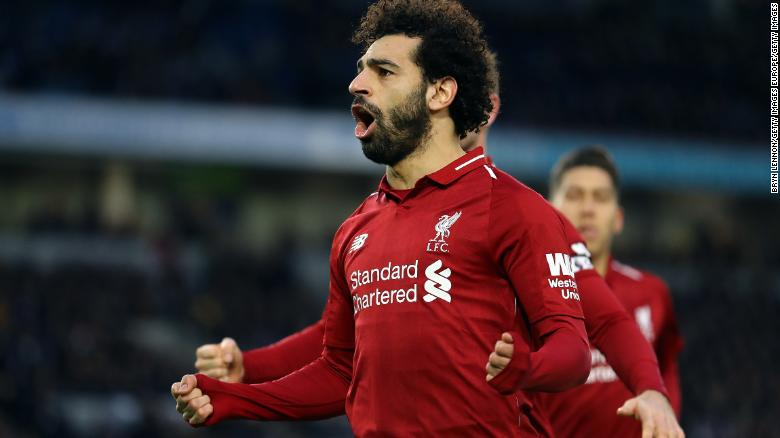 Mohamed Salah and Liverpool kicks off the Premier League season on Friday.