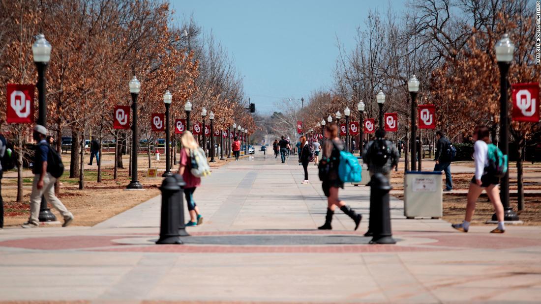 University of Oklahoma gave false data to U.S. News college rankings for 20 years