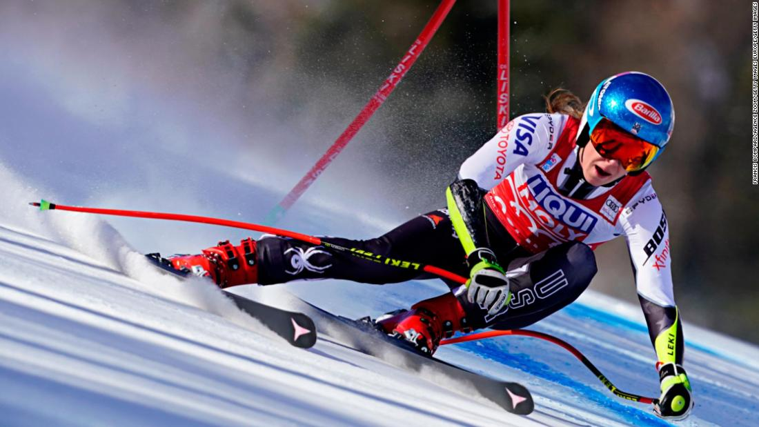 Mikaela Shiffrin's dominance of the World Cup