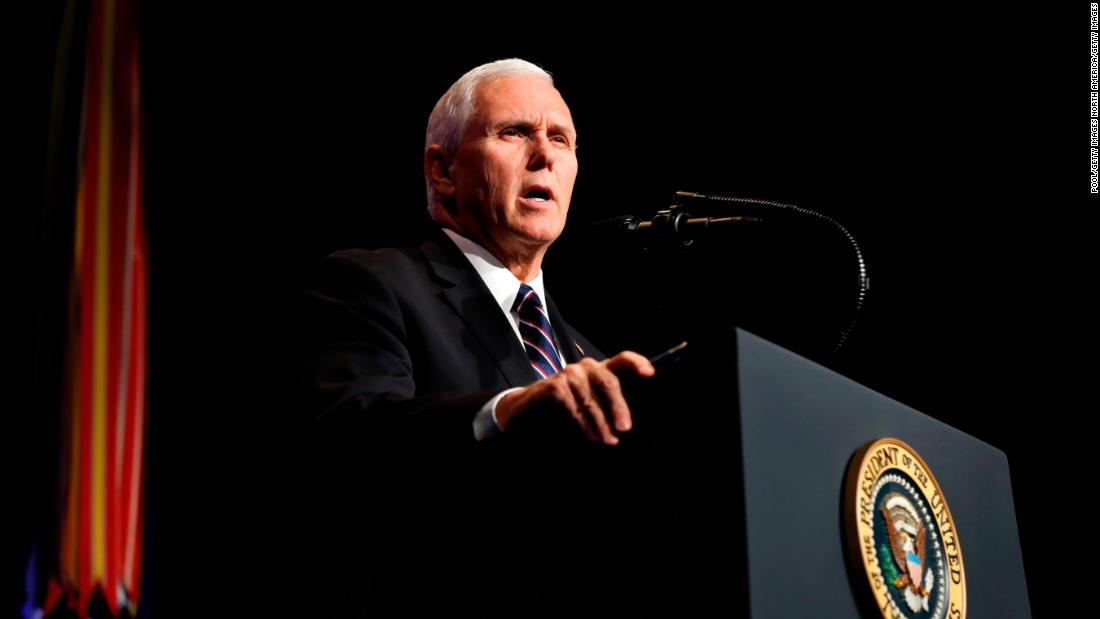 Pence's shocking use of Martin Luther King's words