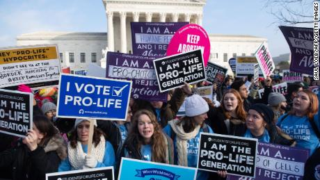 Anticipation builds as Supreme Court sits on major abortion access case