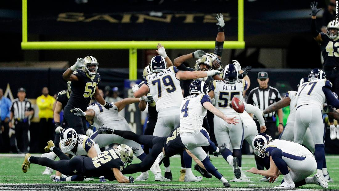 3c84baa93 Super Bowl 2019  Patriots will face Rams in Super Bowl LIII - CNN