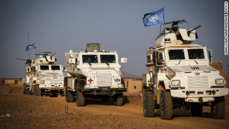 UN peacekeeping mission in Mali